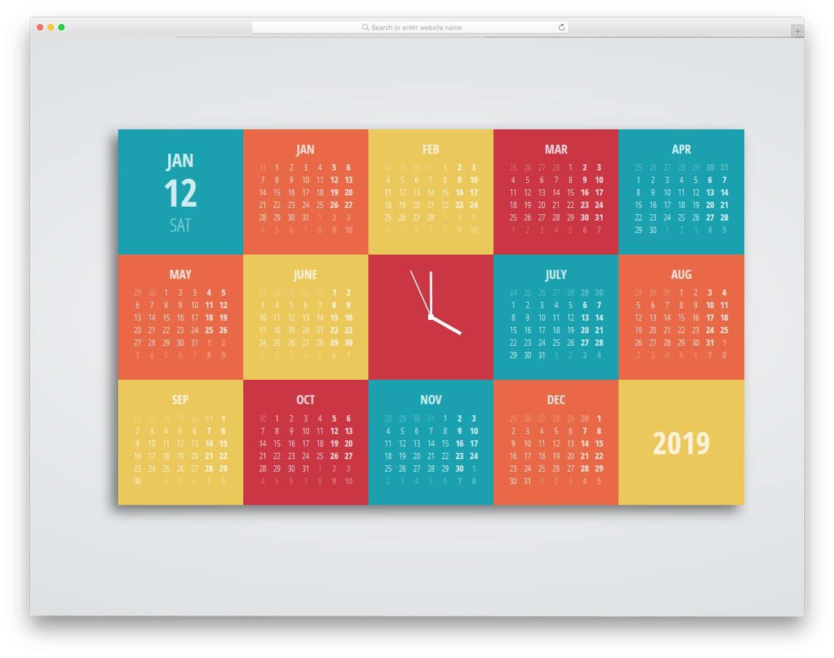 Day-9-Calendar