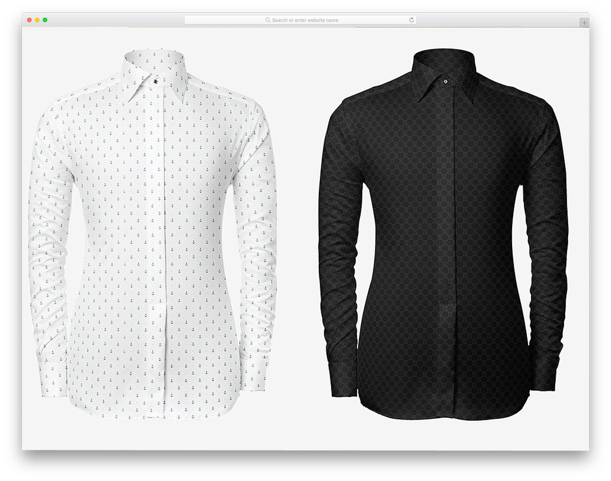 Formal-Dress-Shirt-Mockup