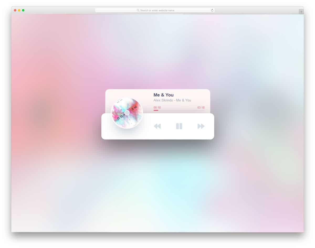 Music-Player-Audio-Player