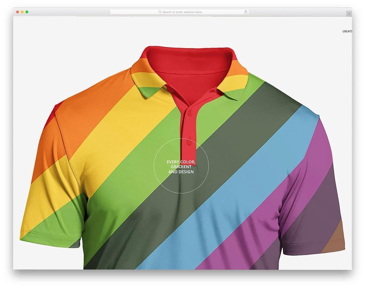 Polyester-Polo-Shirt-Mockup-Set