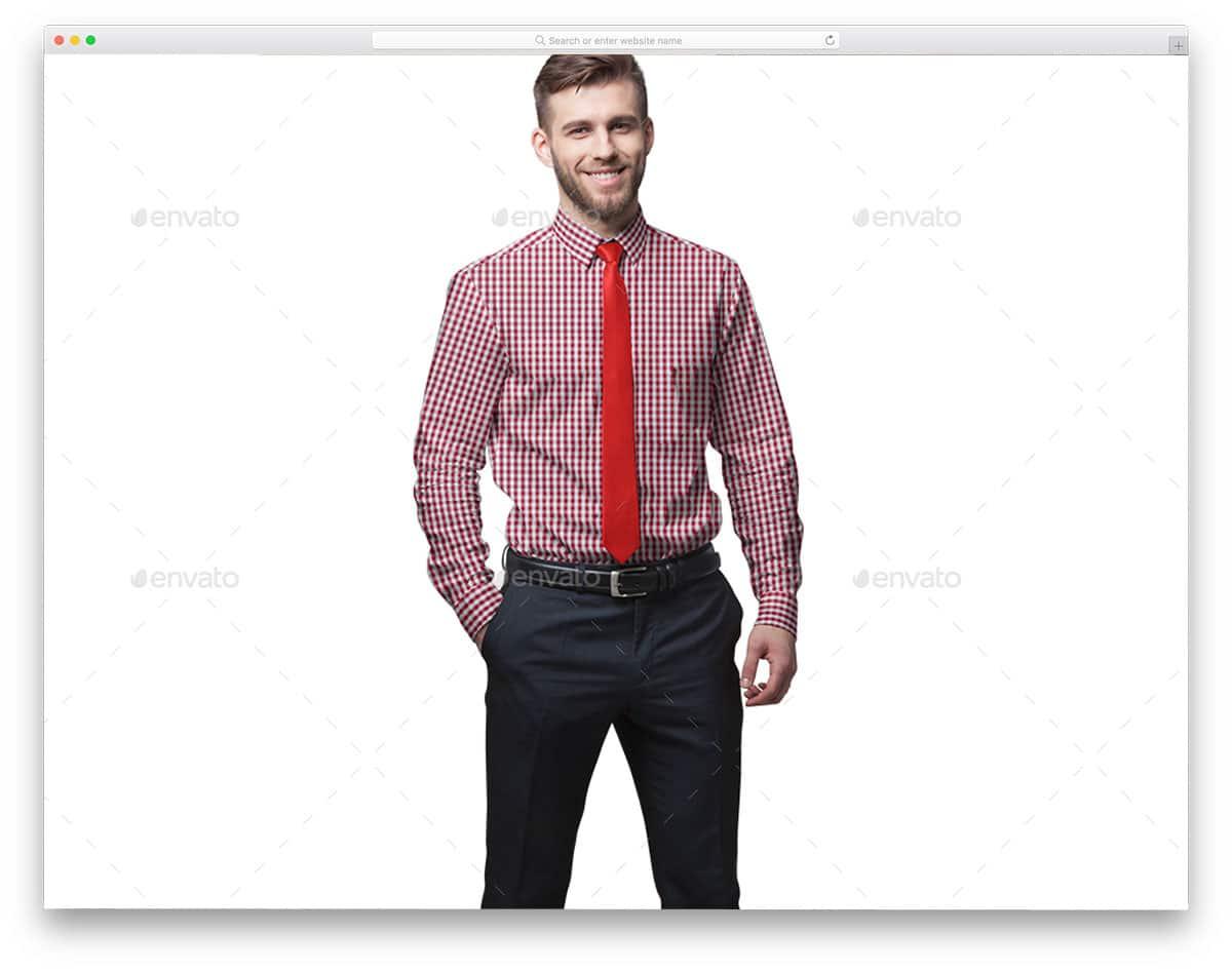 Shirt-Mockup-Model-1