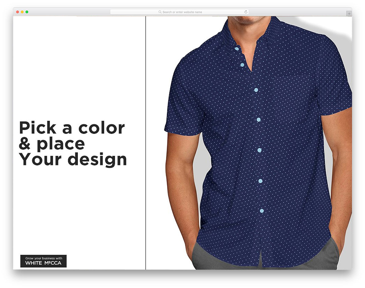 30 Shirt Mockups For All Types Of Men And Women Shirts Uicookies