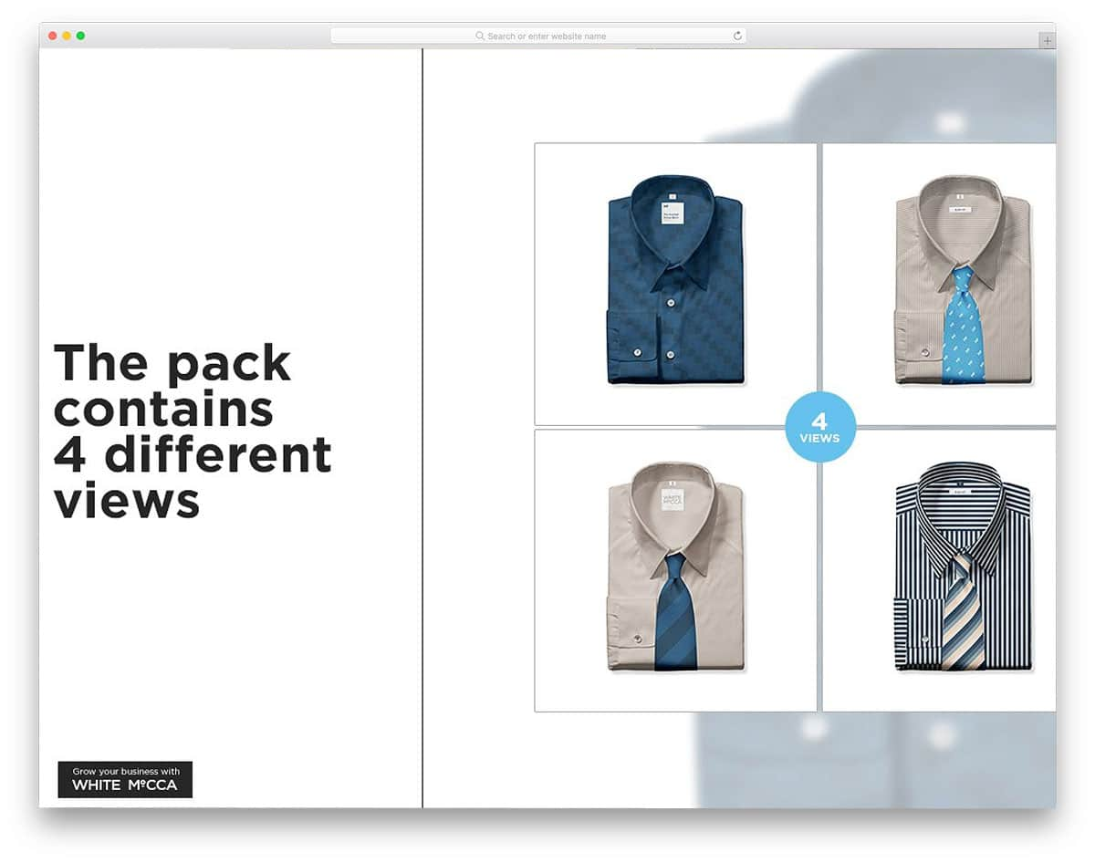 The-Men-Folded-Dress-Shirt-Mock-up