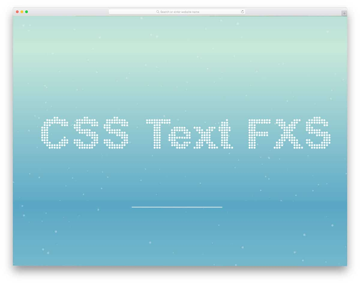 25 CSS Text Effects To Spice Up Your Website Text Contents 2019