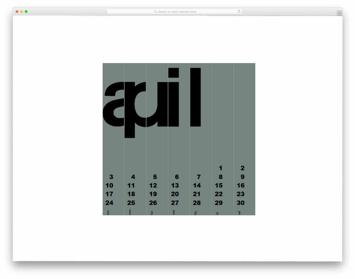 Wim-Crouwels-Calendar