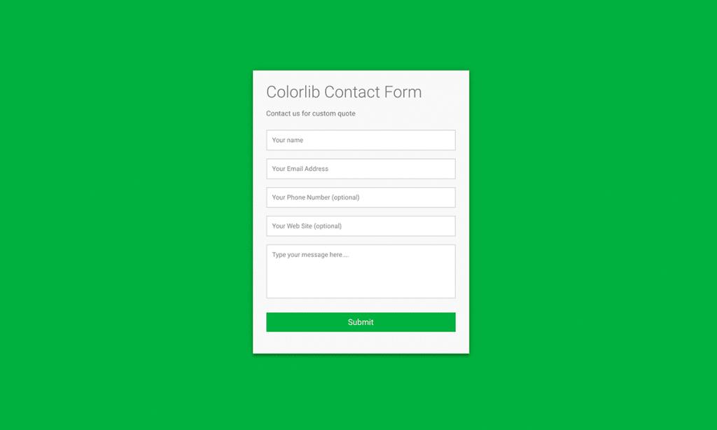 colorlib-css-form-template