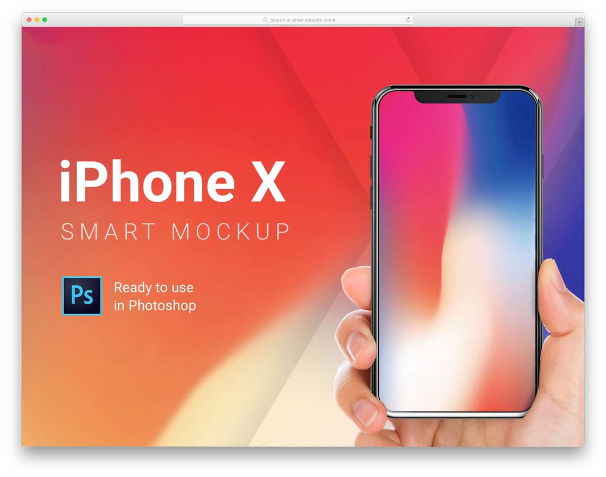 iPhone-X-Mockup-with-Hand-Straight