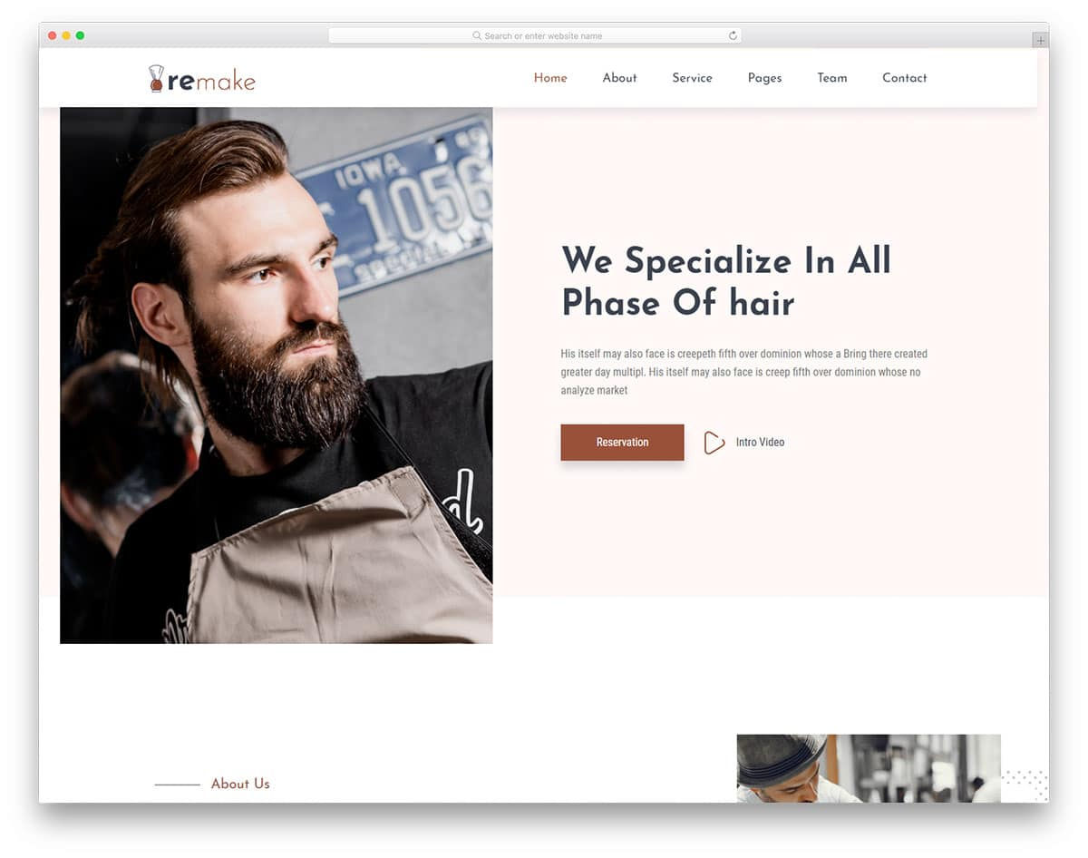 remake-free-hair-salon-website-templates
