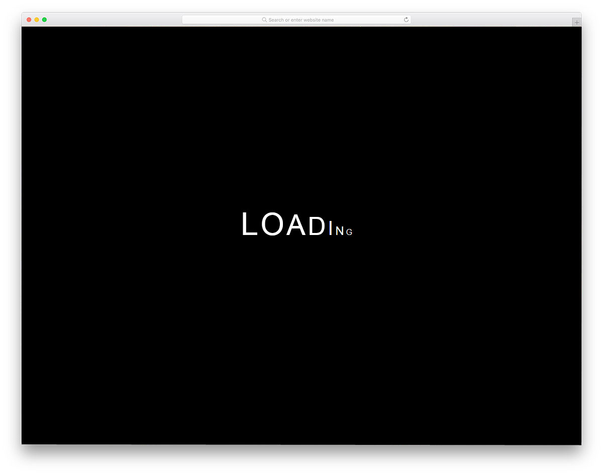 Amazing-Loading-Animation