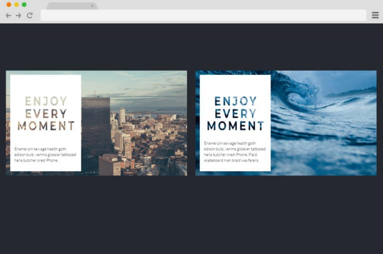 35 visually appealing css card design to engage users on