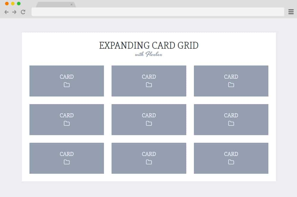30 Visually Appealing CSS Card Design To Engage Users On
