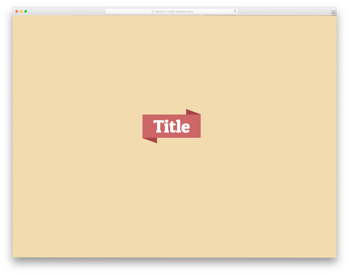 CSS-Ribbon-By-Tim-Pfaff