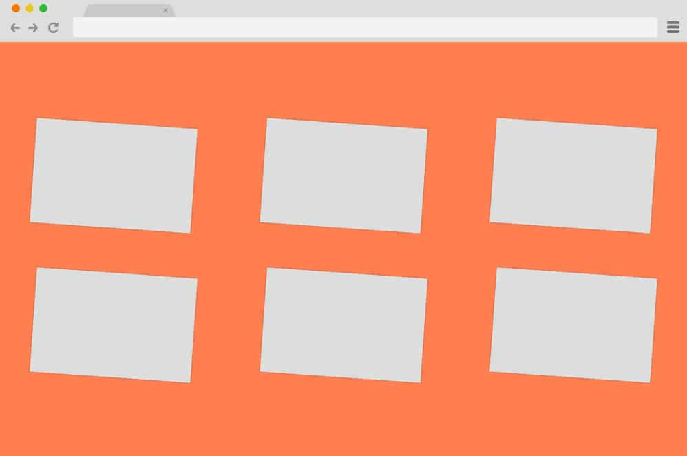 Fancy CSS Gallery css image gallery