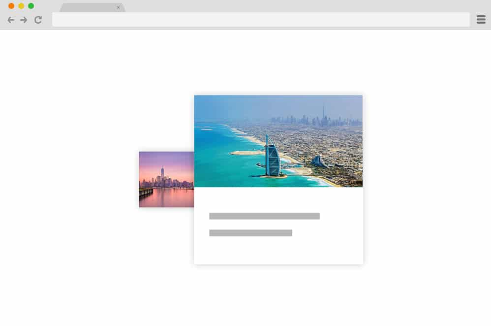 Gmail Image Gallery Animation css image gallery