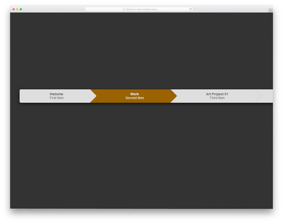 Multi-line-Pure-CSS-Breadcrumb-Arrows