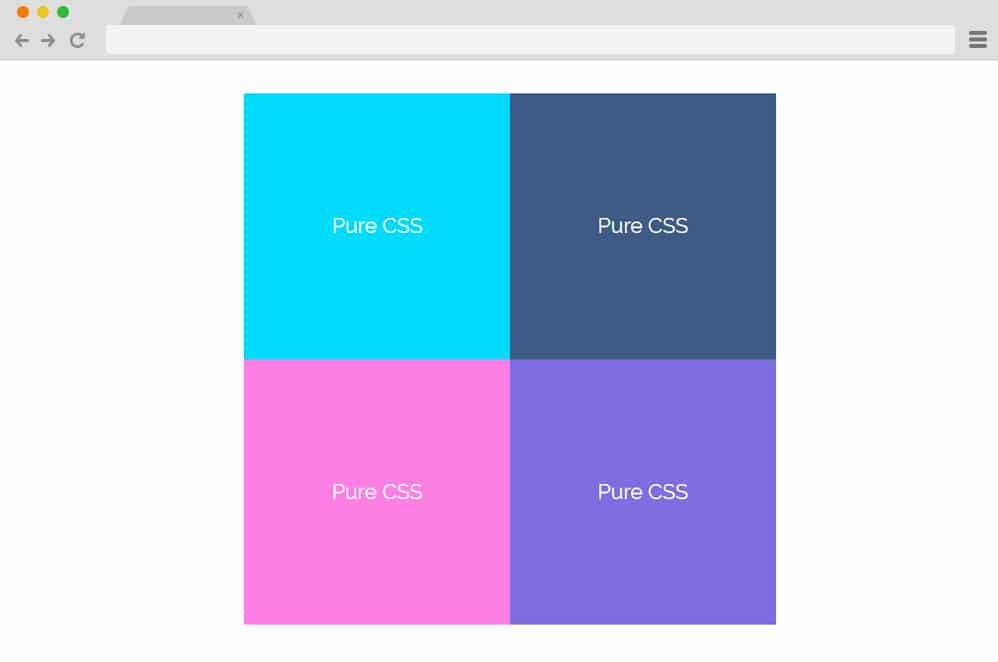 Open & Close css image gallery