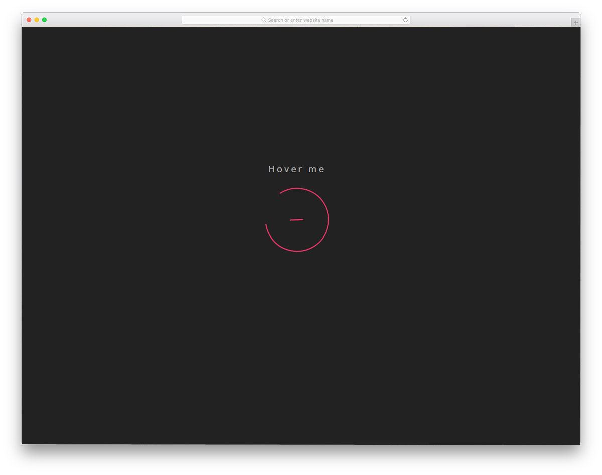 SVG-Ellipse-Border-Animation