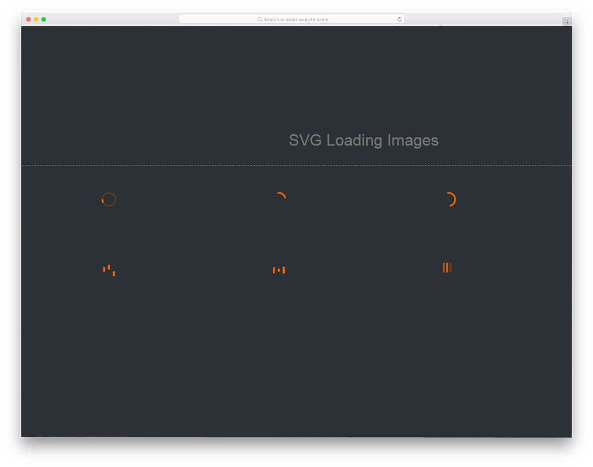 SVG-Loading-Icons