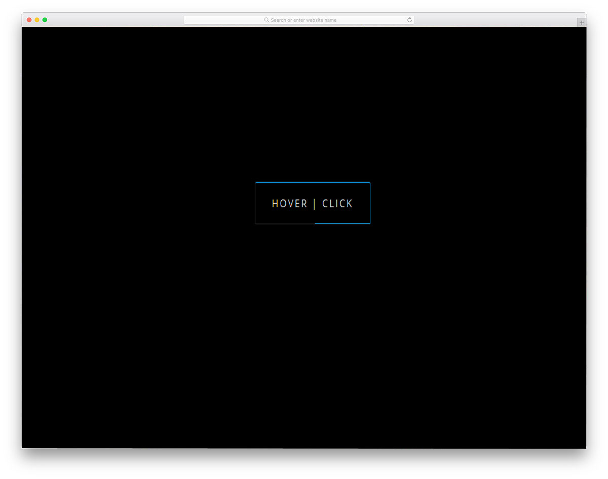 Single-Element-CSS-Border-Animation