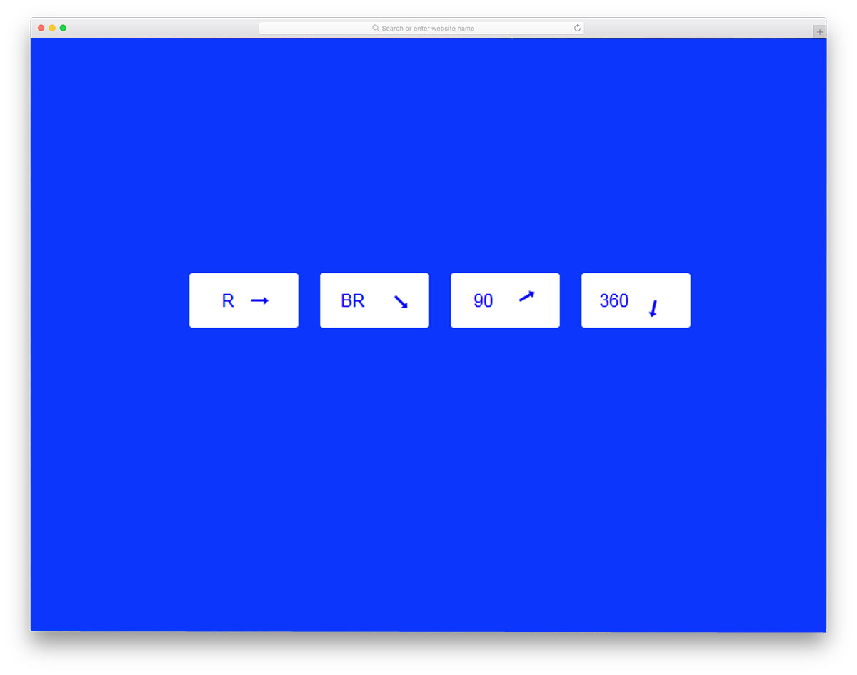 Sliding-Arrow-CSS-Animations