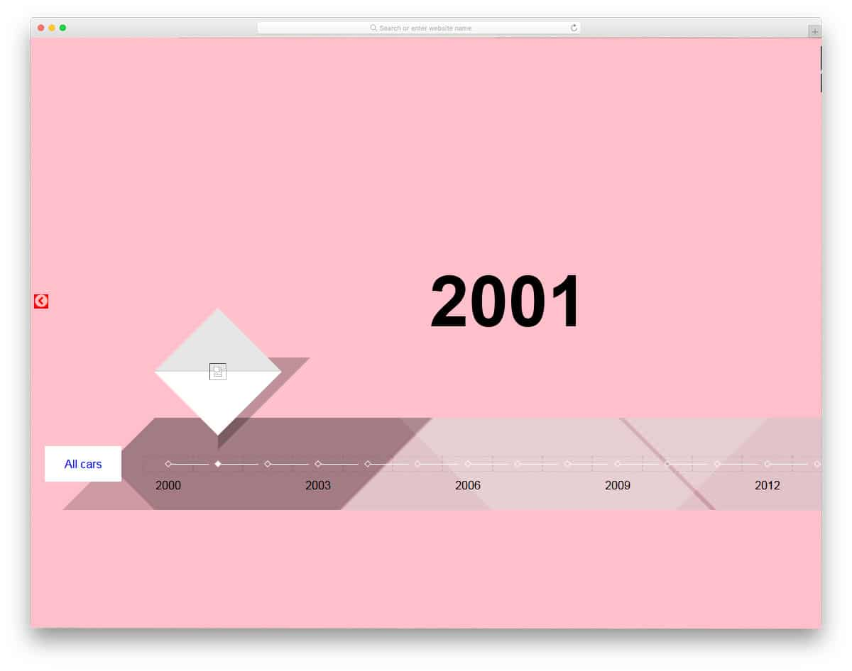 20 Clean CSS Timeline Design To Clearly Explain The Events - uiCookies