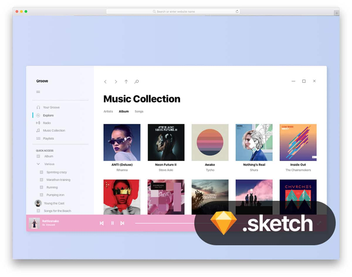 Windows-10-new-music-UI-for-Sketch