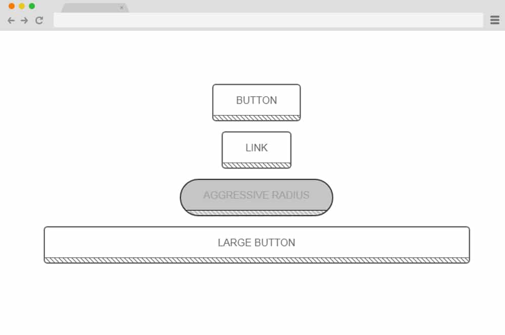 css button hover Stripped Diagonal Button Single Border