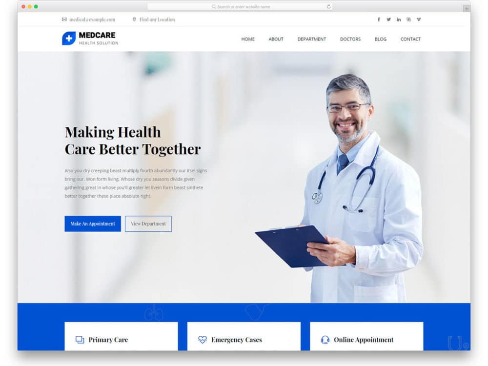 free-doctor-website-templates-featured-image