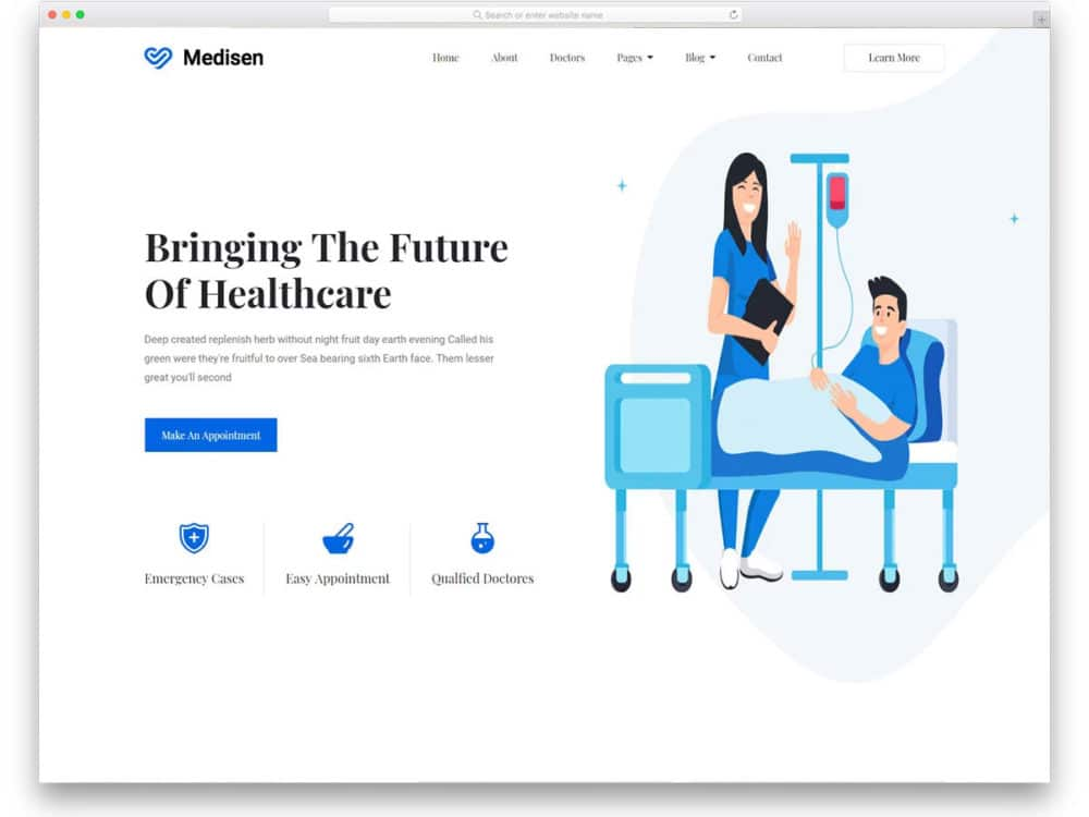 free-healthcare-website-templates-featured-image