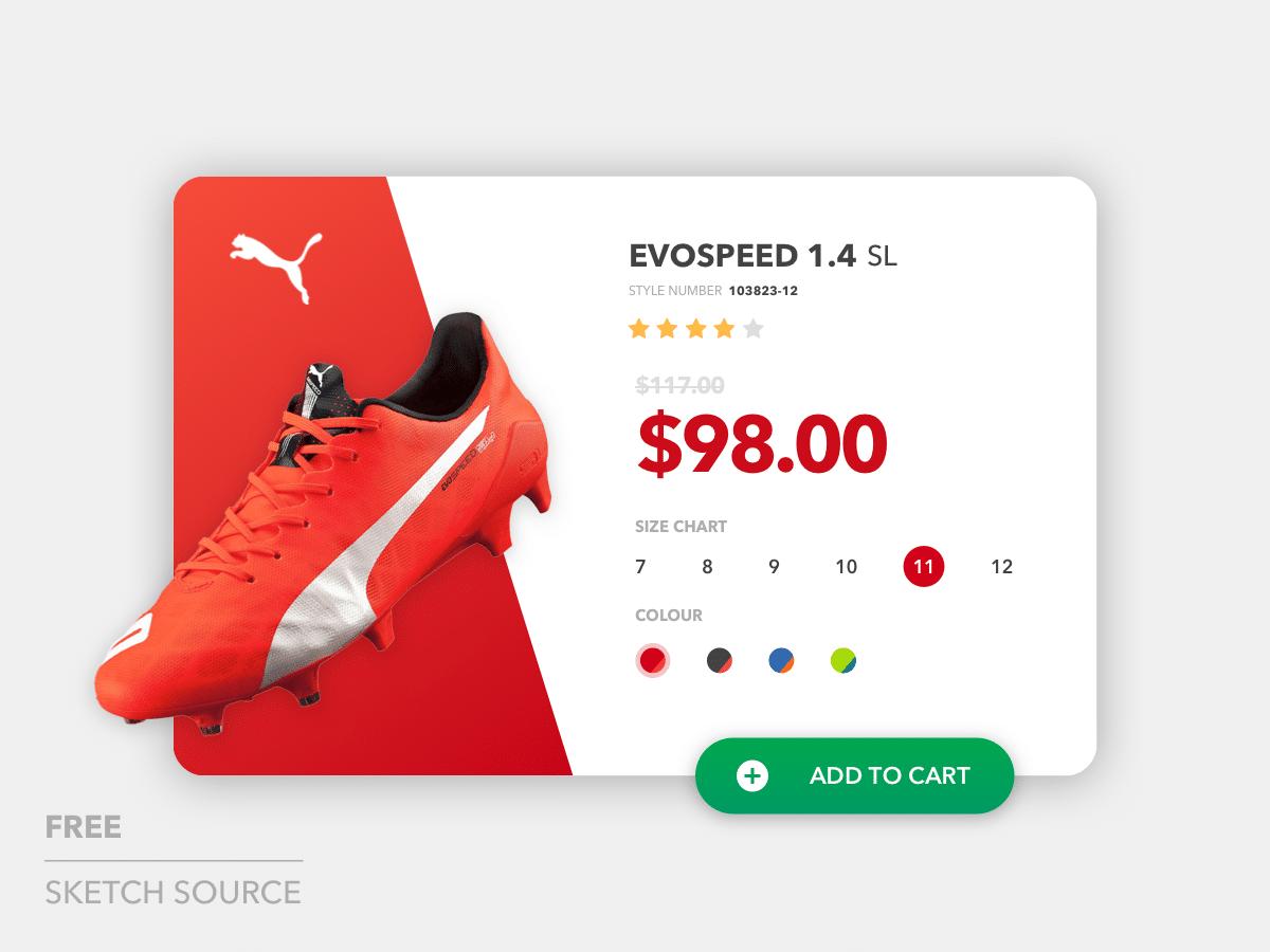 puma boot design