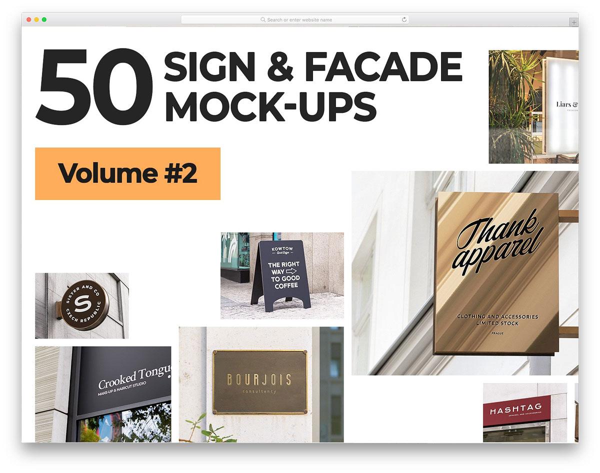 50-sign-mockups