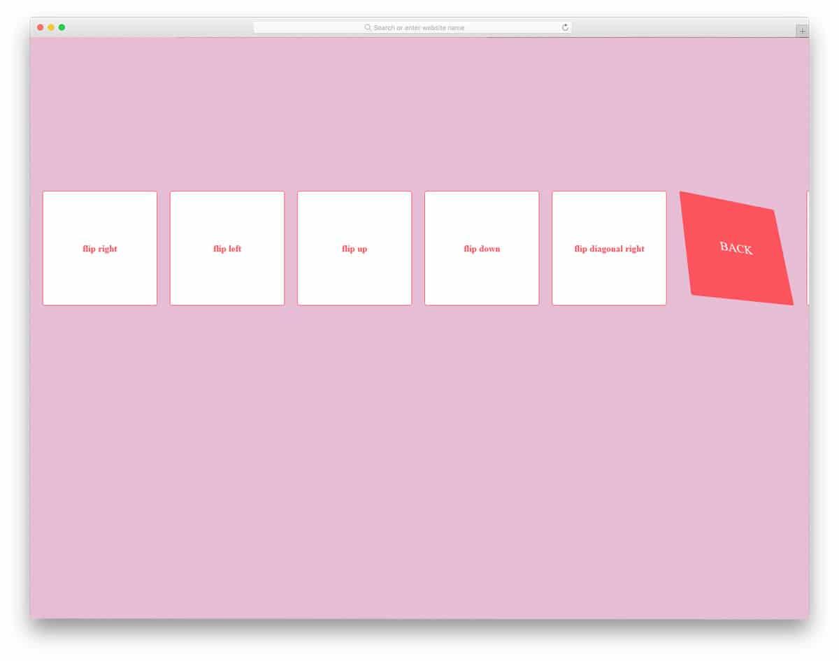 CSS-3D-Flip-Cards