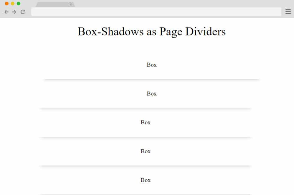 CSS divider 19