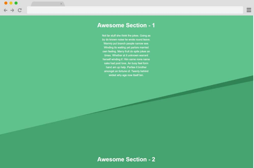 CSS divider 6