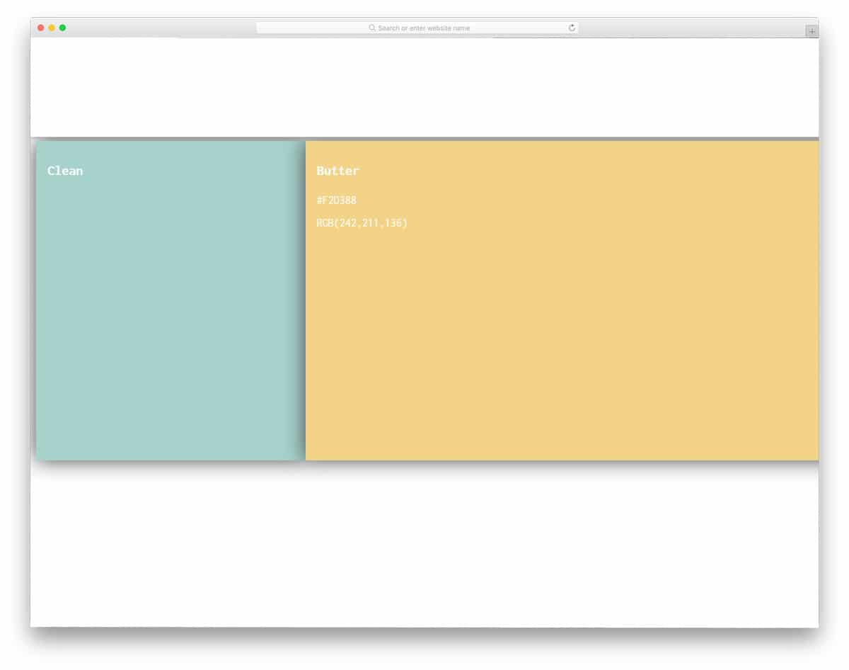 Flexbox--Color-Palette