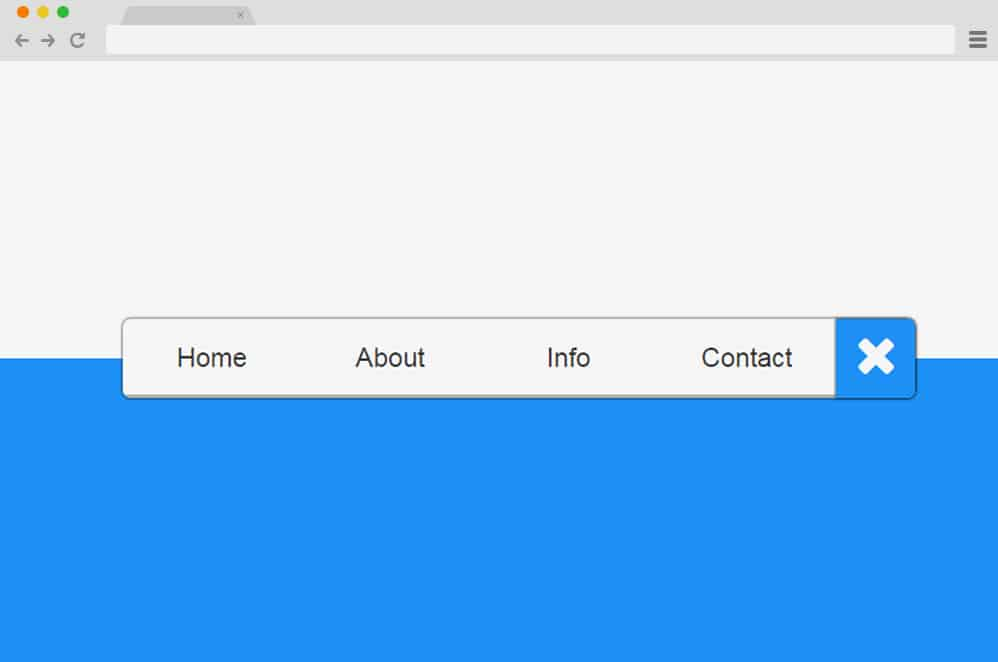 Hamburger Menu Css Only