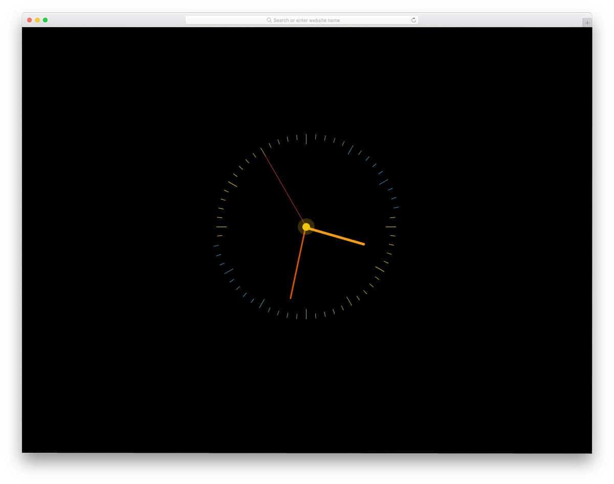 Html-Clock-By-Krunalsinh-Vaghela