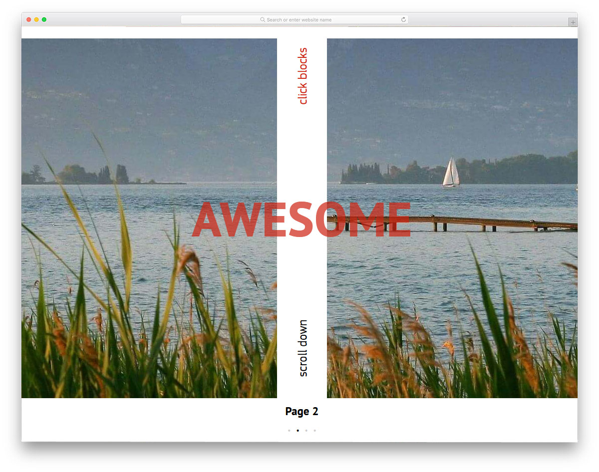 Pagination-Layout-With-Clipped-Background
