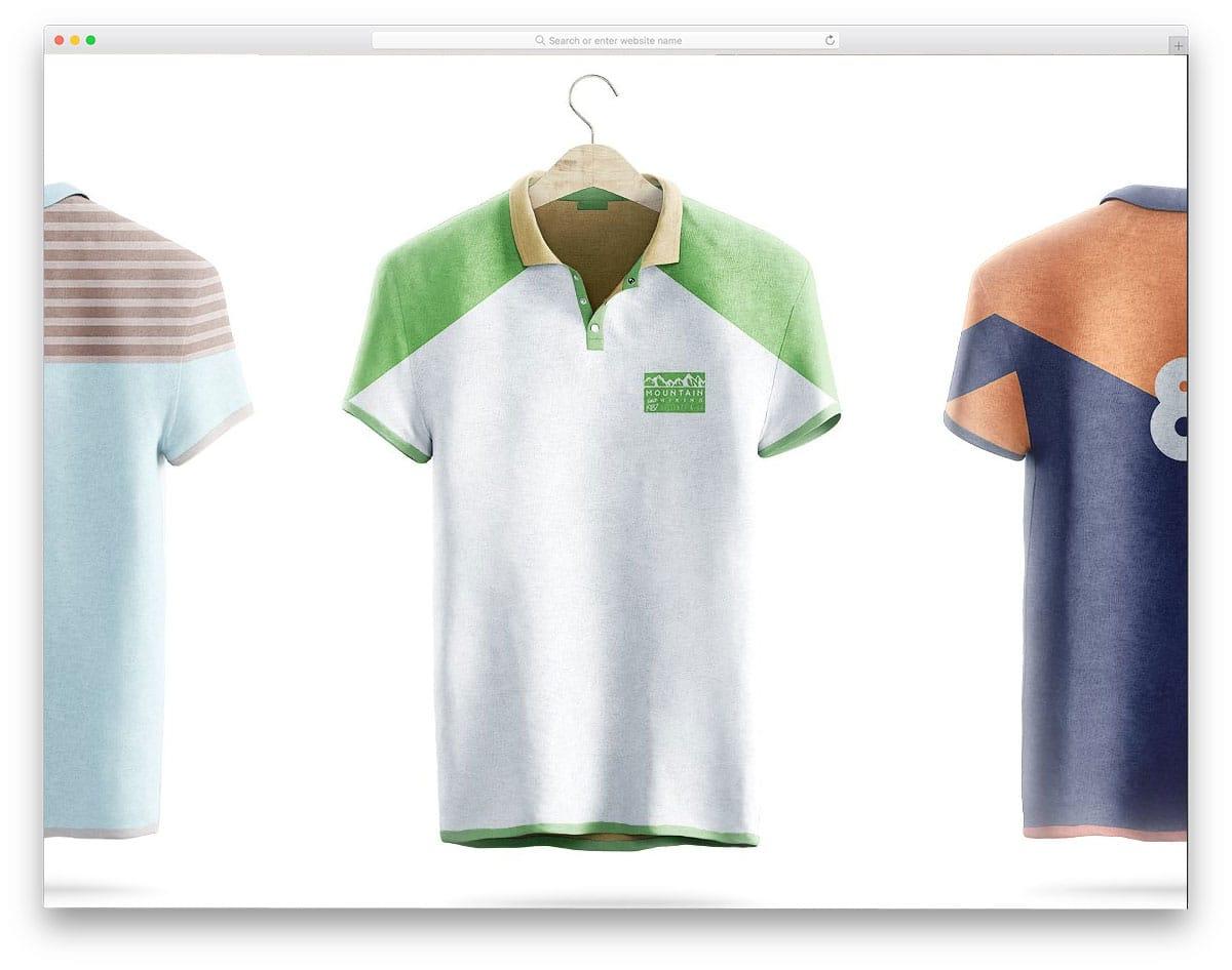 Polo-Shirt-Animated-Mockup