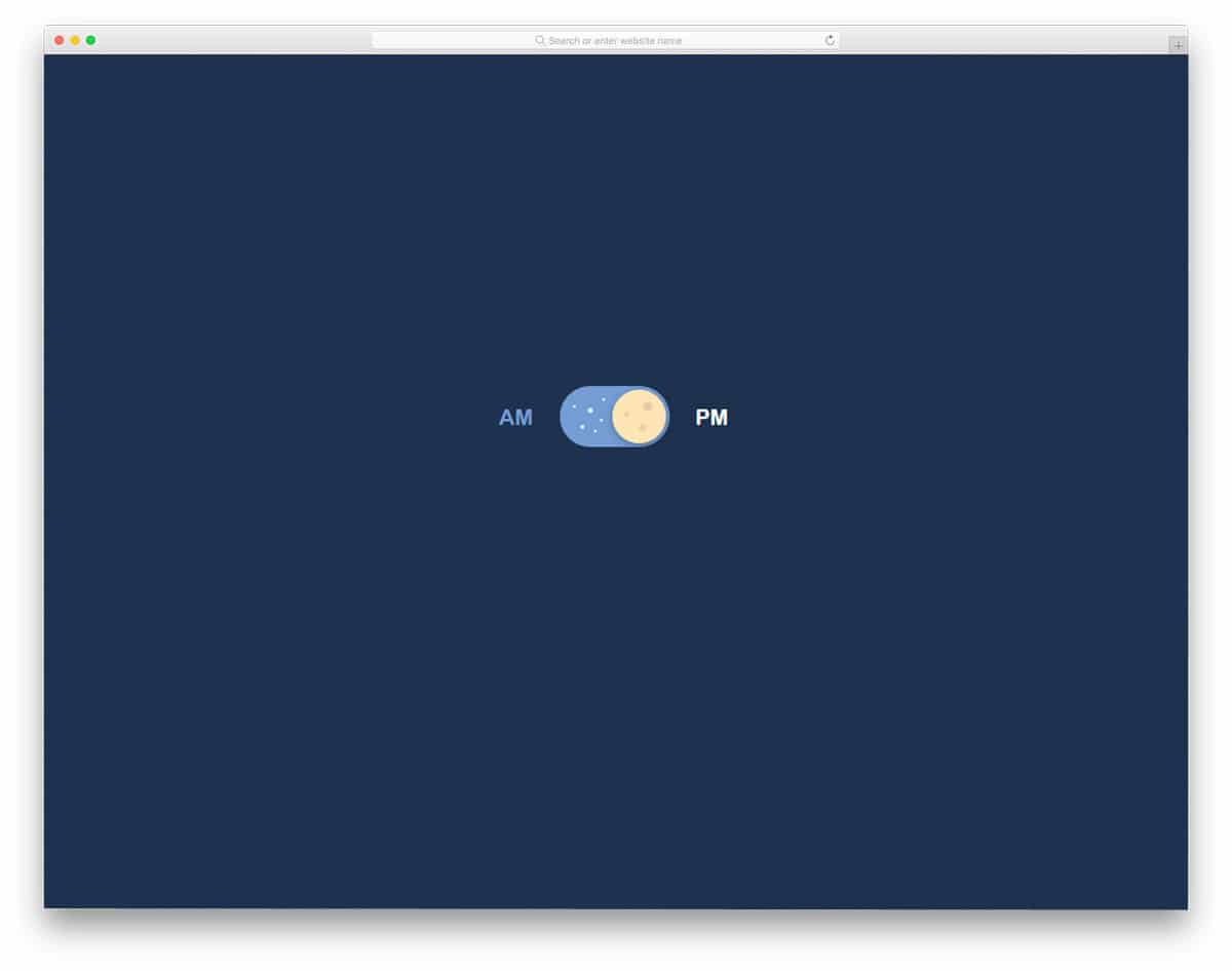 Pure-CSS-Day-And-Night-Toggle