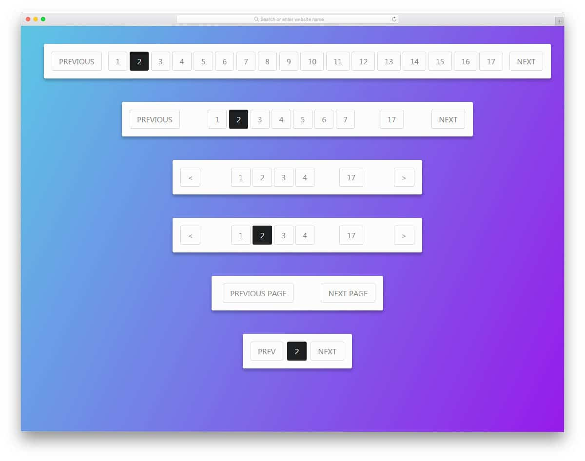 Pure-CSS3-Responsive-Pagination