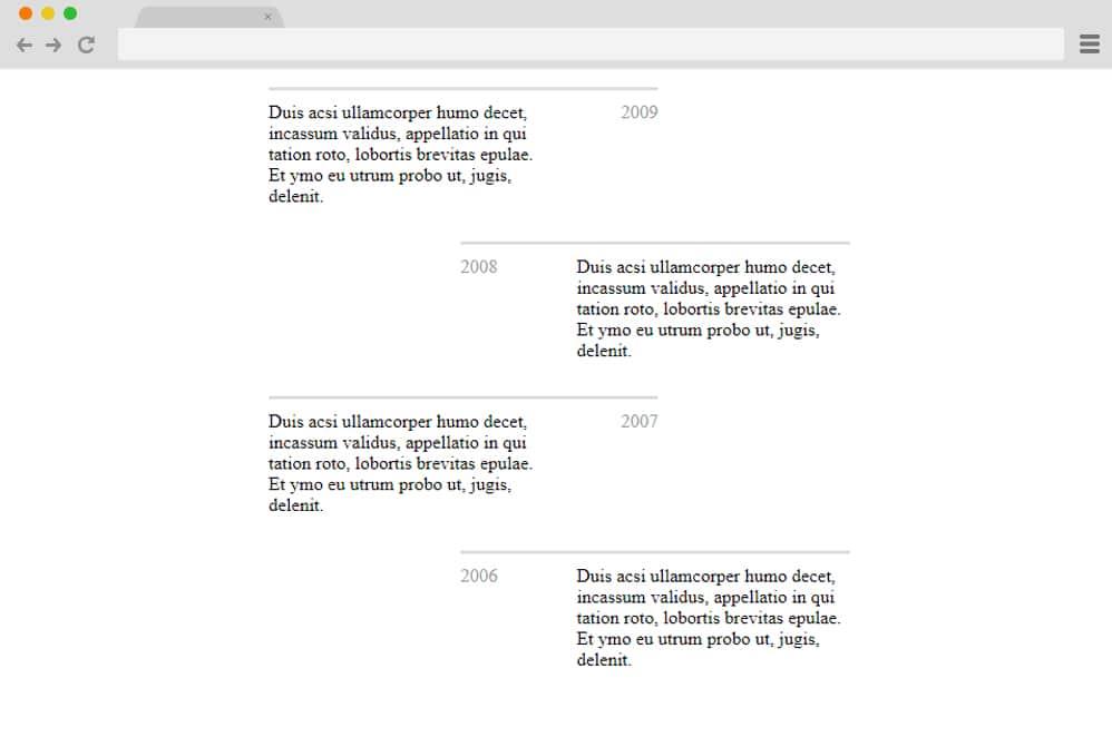 Timeline by Nathan vertical timeline