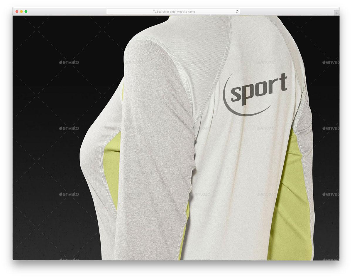 Women-Sport-shirt-Mock-up
