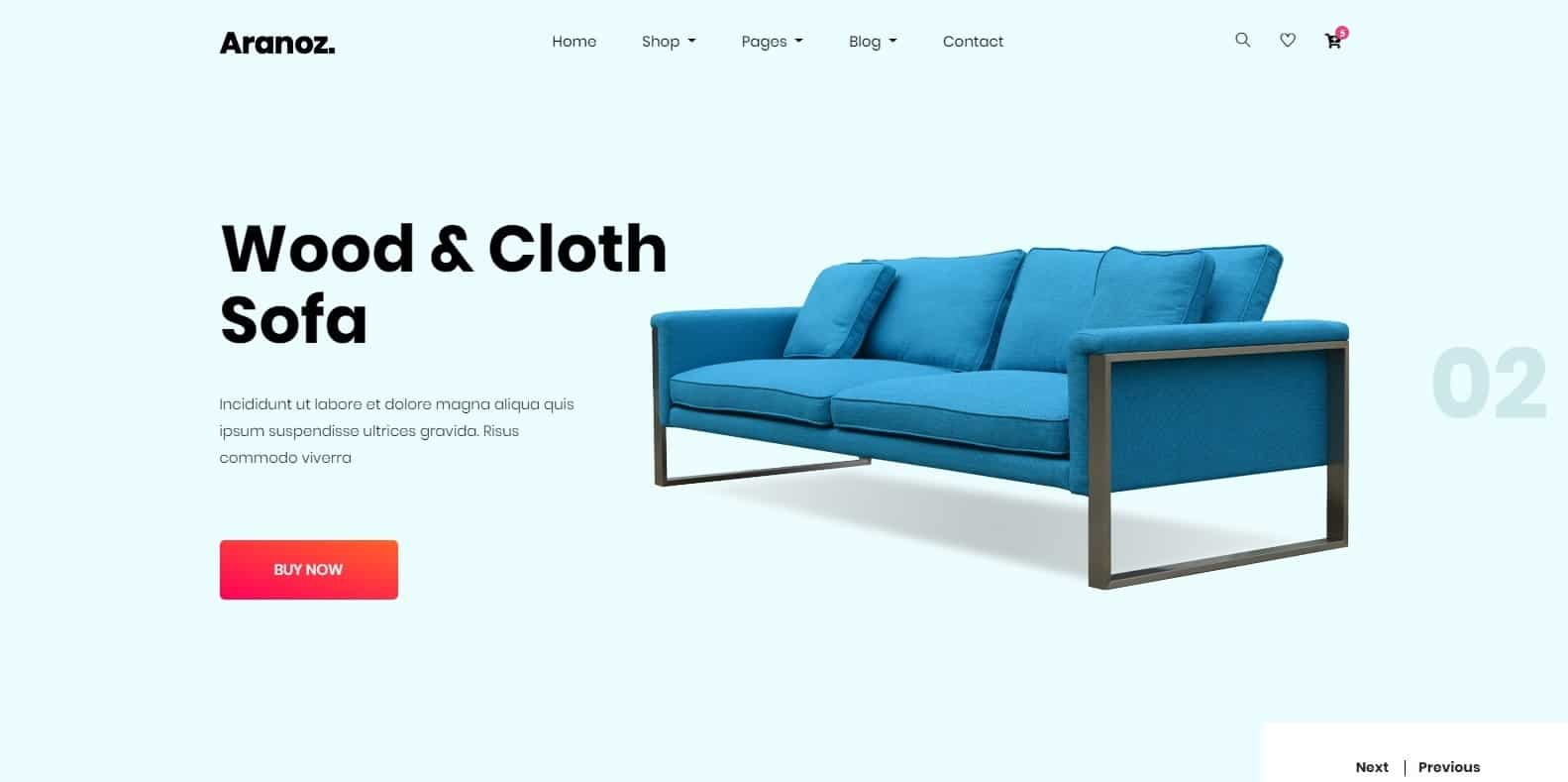 aranoz-shop-website-template