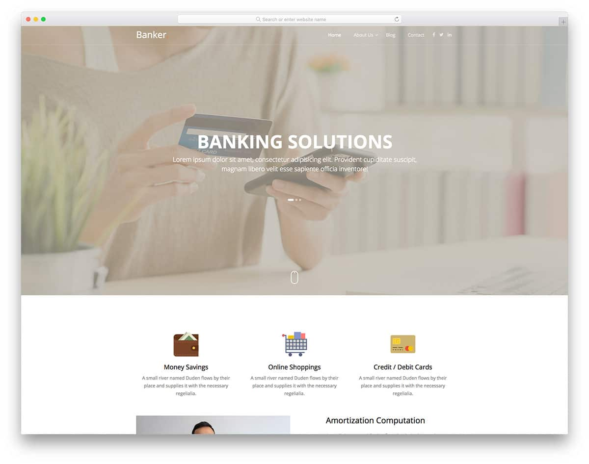 banker-free-responsive-business-template