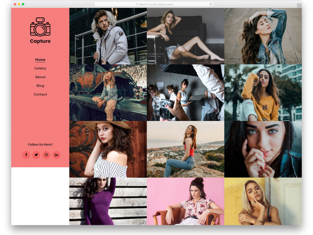 capture-free-photography-website-templates