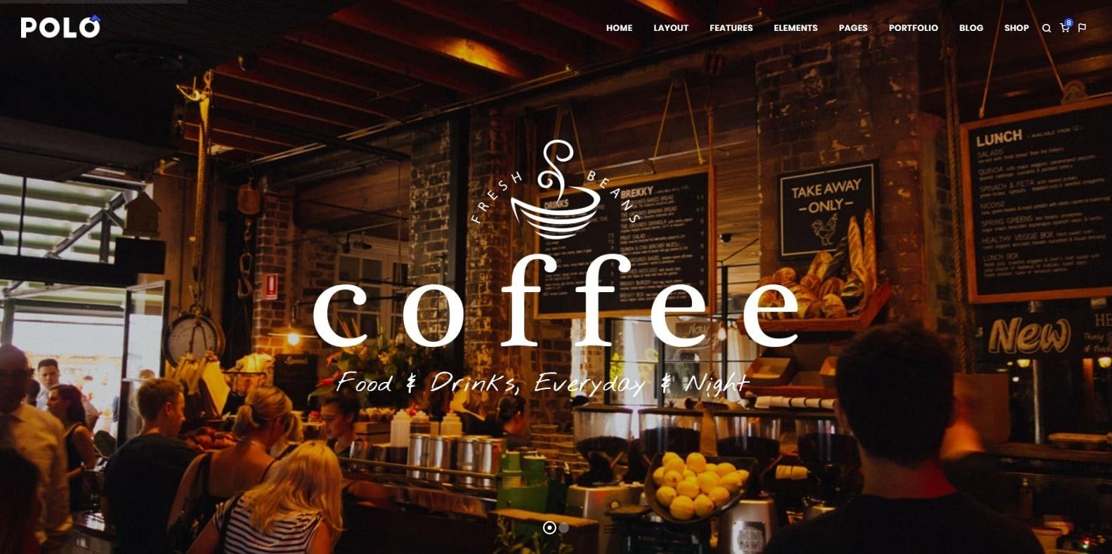 polo-restaurant-website-template