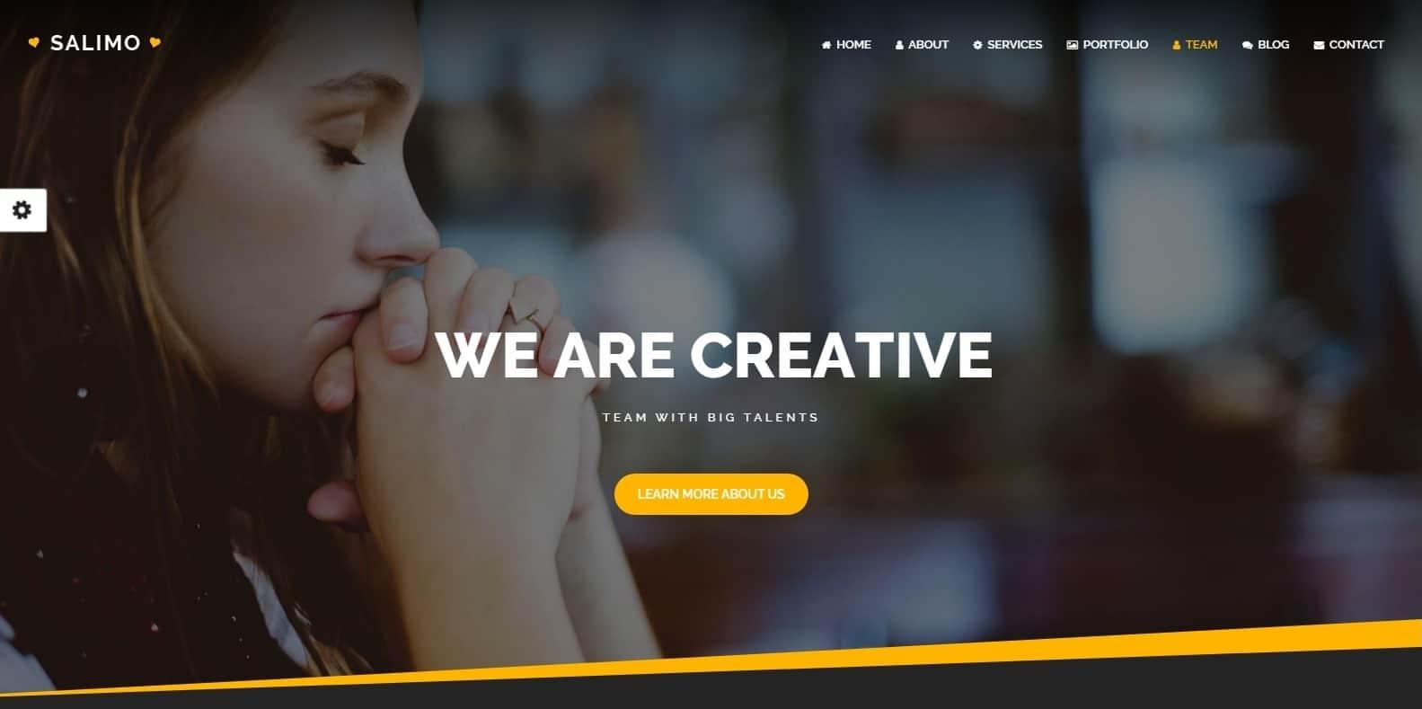 salimo-blog-website-template