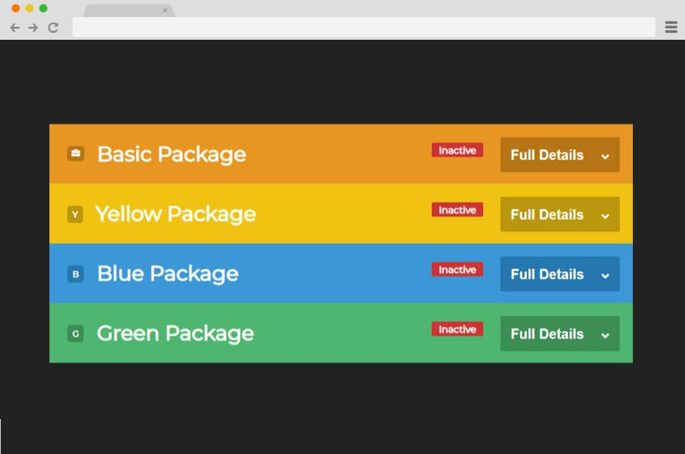 20 jQuery Accordion Examples To Organize Text Heavy Pages