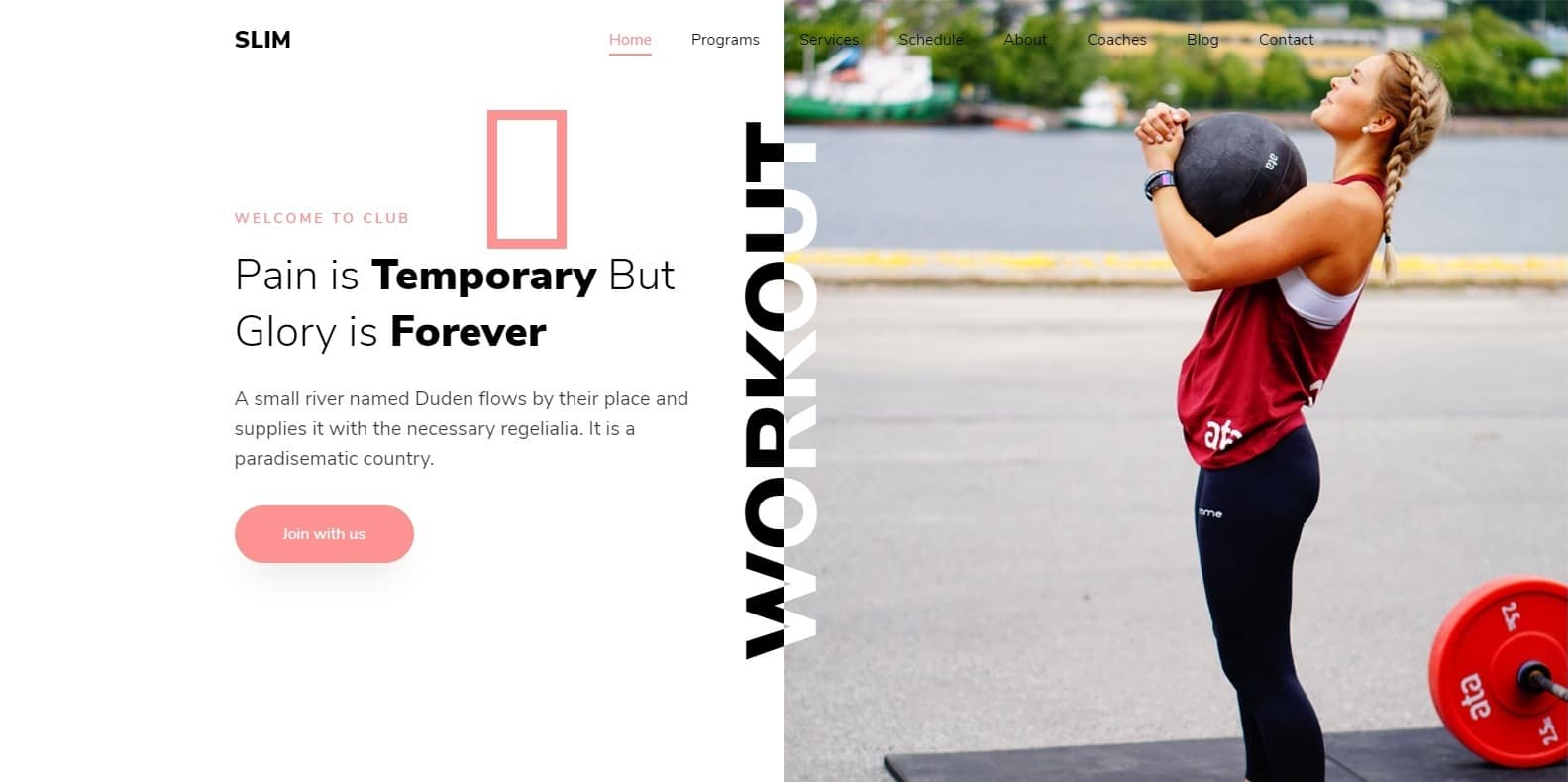 slim-single-page-website-template
